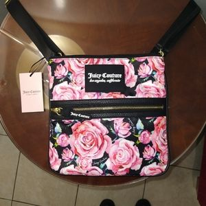 Juicy Couture In Bloom Crossbody Bag NWT